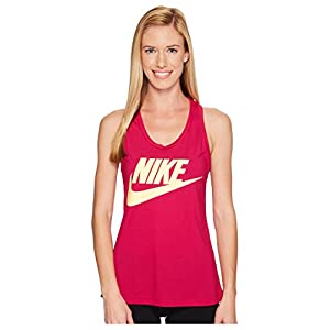 Nike Essentail Tank Top Womens Style: 831731-607 Size: L