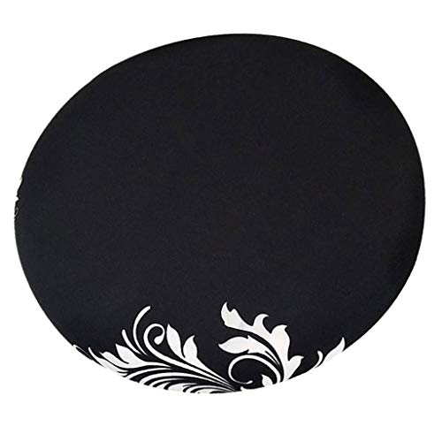 Fityle Elegant Removable Bar Stool Replacement Cover Round Chair Seat Cover Protector Desk Salon Sleeve - Style_8 by Fityle (Image #6)