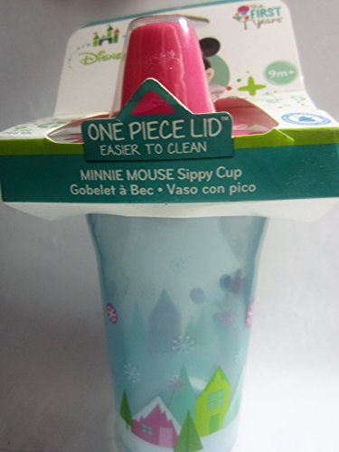 Disney - The First Year - Minnie Mouse - Insulated Sippy Cup - BPA Free - 9 Oz