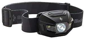 Black Diamond ReVolt Headlamp, Matte Black