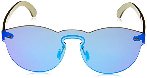 SUNPERS Sunglasses SU22.2 Lunette de Soleil Mixte Adulte, Bleu