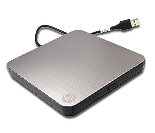 Blu-ray Player Optical Drive Lightscribe 6X 3D BD-ROM Combo 8X Dual DVD RW RAM Recorder Tray-Loading Slim Portable External USB 2.0 for Envy 17 15 14 4 Elitebook 2740p 2760p 2530p by OEM