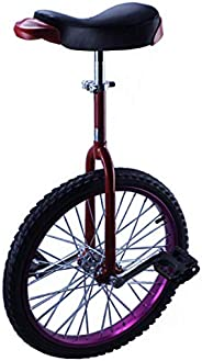"""14""""/16""""/18"""" Wheel Kid's Unicycle for 5/6/7/8/9/10/12 Years Old Child/Boys/Girls, Large 20&q"""