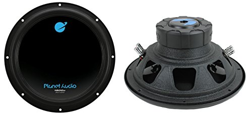 Planet Audio AC12D 12-Inch 3600W Subwoofers (Pair)