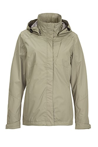 Olive Jacket Functional Women's Detachable Killtec Light with Lalina Hood qRgnW6x1w