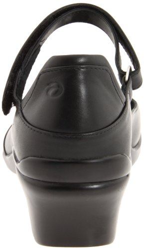 Aravon Womens WSM06BK Leather Black Leather WSM06BK Aravon Womens Black qrUR4qxwvO