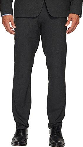 Calvin Klein Men's Infinite End Bi-Stretch Pants, Iron gate, 36W x 30L (Pants Men Dress Wool)