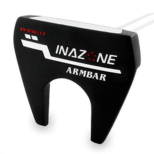 Diamond Tour Golf Inazone アームバーパター 42インチ - ウィンブラック 15インチグリップ B07NQT6R7C