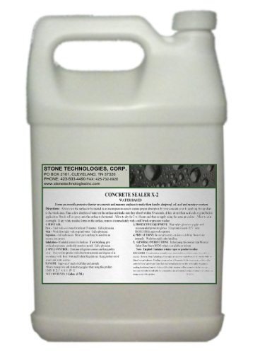 Concrete Sealer X2 1 Gallon