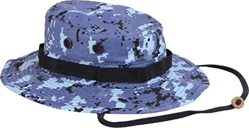 Rothco 5826 Navy Blue Military Boonie Hat Available in Various Sizes