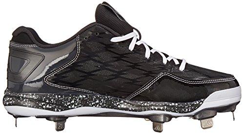 Bacchetta Da Baseball Adidas Performance Mens Poweralley 2 Nero / Carbonio / Carbonio