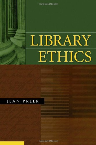 Library Ethics by Libraries Unlimited