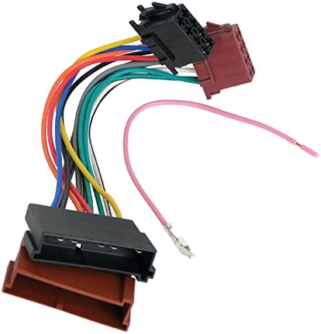 Carcoustic 6011465 ISO Cable for Various Models