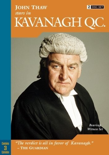 One Bearings Set (Kavanagh Q.C.: Bearing Witness Set [DVD] [Region 1] [US Import] [NTSC])