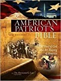 The American Patriot's Bible Publisher: Thomas Nelson