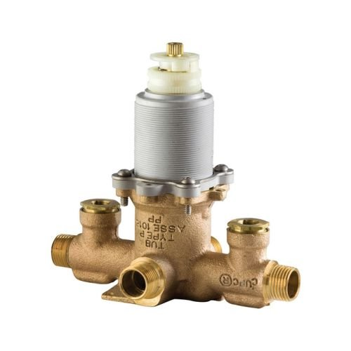 UPC 038877527627, Pfister TX8-340A TX8-340A Pfister 1/2-Inch Thermostatic Tub and Shower Valve