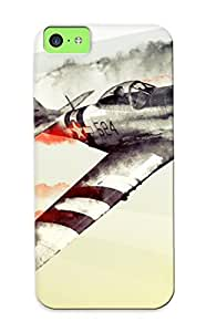 Runandjump Case Cover For Iphone 5c - Retailer Packaging War Thunder Protective Case