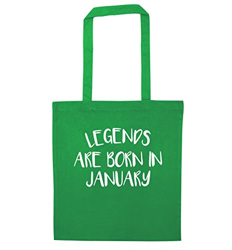are Green Legends Legends in born tote are bag January v8EwE