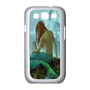 C-Y-F-CASE DIY The Little Mermaid Pattern Phone Case For Samsung Galaxy S3 I9300