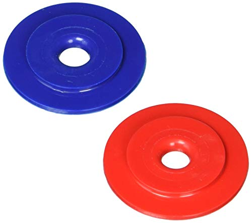 Zodiac 10-112-00 Red and Blue Universal Wall Fitting Restrictor Disk Replacement