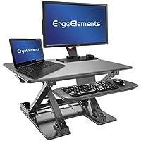 Ergo Elements Liberate Standing Desk Converter XL