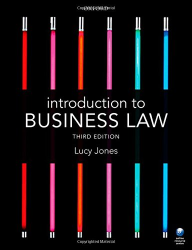 introduction business law last Download or subscribe to the free course by la trobe university, introduction to business law.