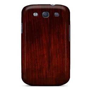Forever Collectibles Polished Wood Texture Hard Snap-on Galaxy S3 Case