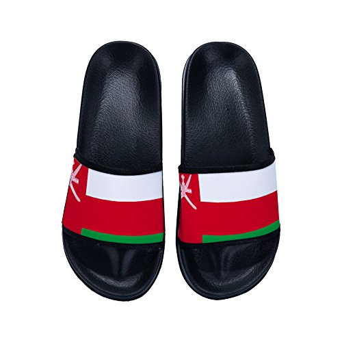 DREA Boys Girl National Flag Slipper Sandals Exclusive Leisure Slippers for Anyone -