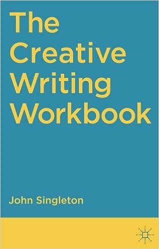 The Creative Writing Handbook by John Singleton  Mary Luckhurst     Goodreads