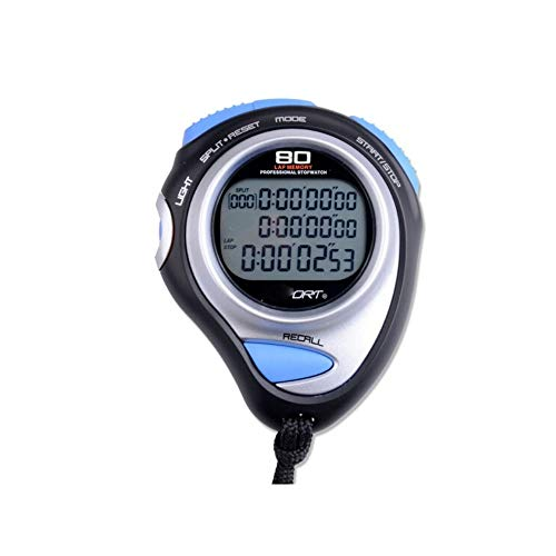 Amazon.com: Youshangshipin Stopwatches, 3 Rows of 80 Memory ...
