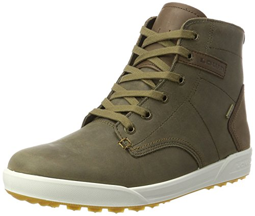 Lowa Baskets Homme olive beige Ii Hautes London Qc Marron Gtx IIOqr
