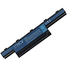 Bay Valley Parts 6-Cell 10.8V 5200mAh New Replacement Laptop Battery for GATEWAY NS41I NS51 NS51I NV49C NV49C13C NV49xx NV50A NV51B NV53 NV53A NV53A11u NV55C NV59C NV73A NV79 NV79C NV57 NV55S NV75S