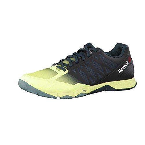 femme teal CROSSFIT SPEED lemon R de black Fitness dust grey Chaussures forest Reebok TR zest qX7wI0W