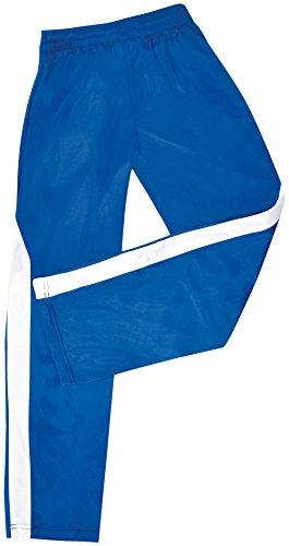 Nova Poly Tricot Warm-Up Pants Royal Large