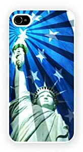 America1 Art Design, durable glossy case for the iPhone 6 by ruishername