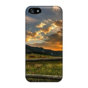 BestSellerWen High Quality The Flatirons Boulder Colorado PC For SamSung Galaxy S5 Phone Case Cover