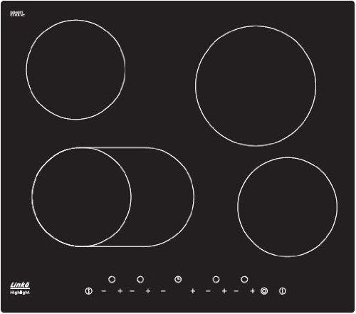 Linke hf-621 placas de vitrocerámica: Amazon.es: Grandes ...