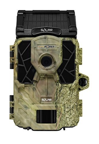 Spypoint Solar Trail 12MP Camera, Camouflage