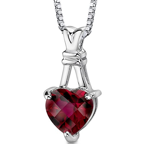 Carats Heart Shape Checkerboard - 1