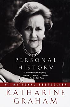 Personal History by [Graham, Katharine]