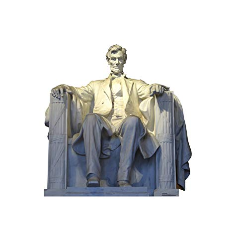 Advanced Graphics Lincoln Memorial Life Size Cardboard Cutout Standup