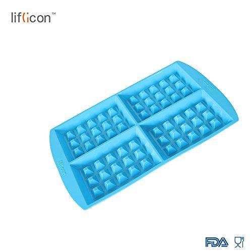 Gofrera liflicon 4 cavidades molde de silicona bandeja para ...