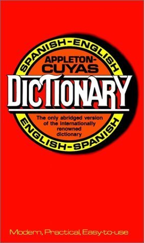 Appleton-Cuyas Dictionary by Prentice Hall College Division - Stores Mall Appleton