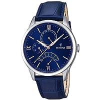 Relógio Festina Masculino Couro Azul - F16823/3