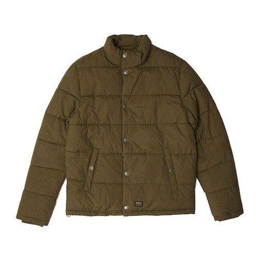 DEUS EX MACHINA (デウス エクス マキナ) 中綿入りジャケット CARSON JACKET - BARK DMF76730 メンズ B077PNCZ9F  XS(USサイズ)