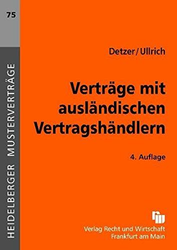 vertrge-mit-auslndischen-vertragshndlern-heidelberger-mustervertrge