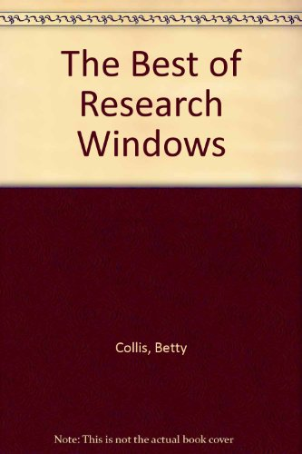 The Best of Research Windows