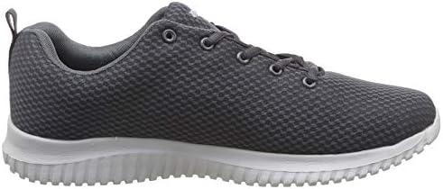 VERTIGO 3.0 Grey Running Shoes-8