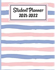 Student Planner 2021-2022: Academic Planner 2021-2022 | Weekly & Monthly Student Planner | This unique and trendy design would make a great gift for Student
