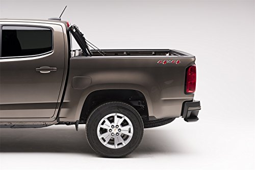ip G2 Hard Folding Truck Bed Cover 226125 2015-18 GM Colorado, Canyon 6' (6'6' Bed Body Kit)